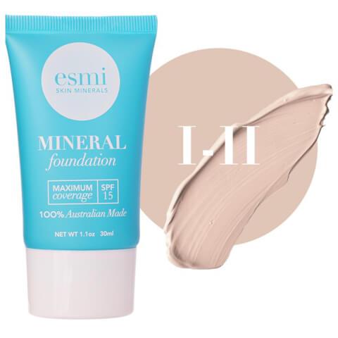 esmi Skin Minerals Mineral Foundation SPF15 I-II (30ml)