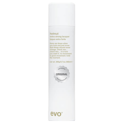 Evo Helmut Strong Hold Lacquer 111ml