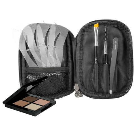 glo minerals Brow Collection Kit - Brown