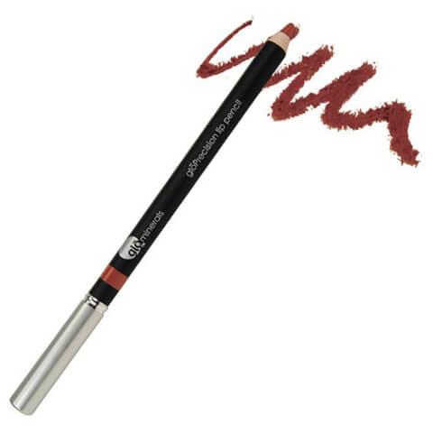glo minerals Precision Lip Pencil Redwood 1.1gm