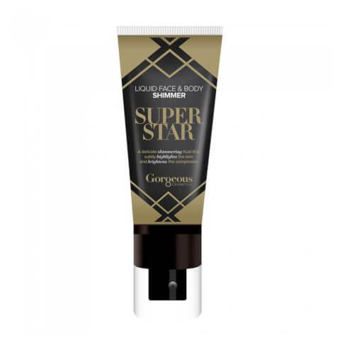 Gorgeous Cosmetics Superstar Liquid Shimmer Highlighter 30ml
