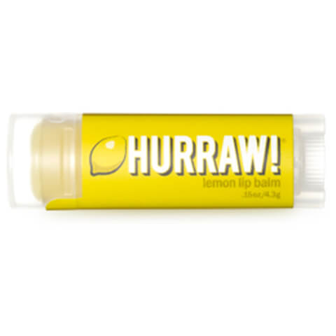 Hurraw! Lemon Lip Balm 4.3g