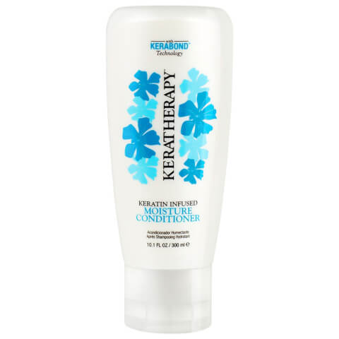 Keratherapy Keratin Infused Moisture Conditioner 300ml