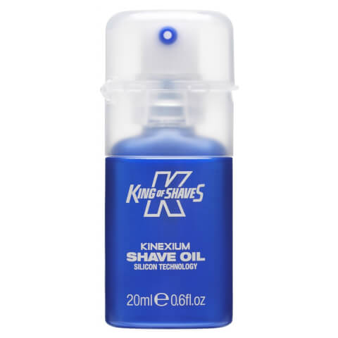 King of Shaves Kinexium St Shaving Oil 20ml