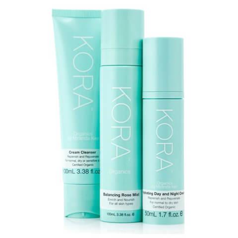 Kora Organics By Miranda Kerr 3 Step System - Normal/Dry