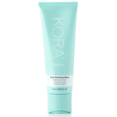 Kora Organics By Miranda Kerr Clay Purifying Mask 75ml