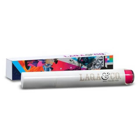 LAQA & Co. Nail Polish Pen - Bounty Hunter 5ml