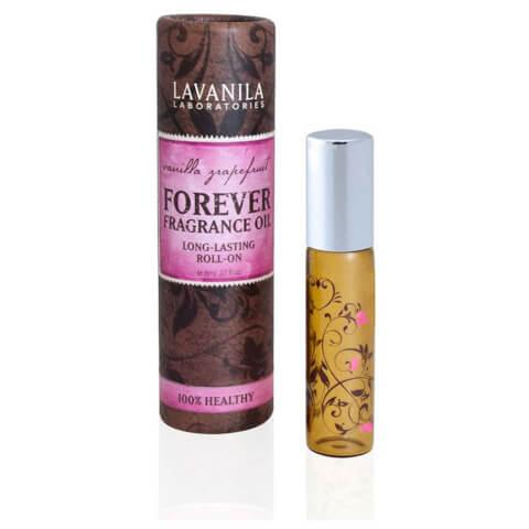 Lavanila Forever Fragrance Oil Long-Lasting Roll-On Vanilla Grapefruit 8ml