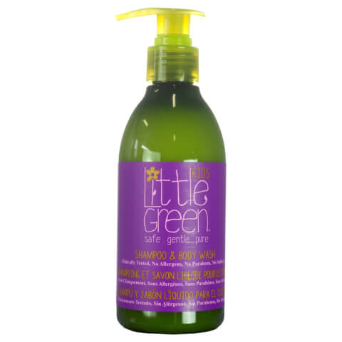 Little Green Kids Shampoo And Body Wash 240ml