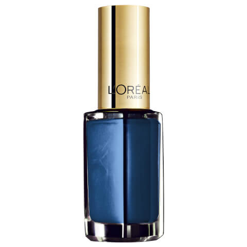 L'Oréal Paris Colour Riche Le Vernis Nail Polish #610 Rebel Blue 5ml