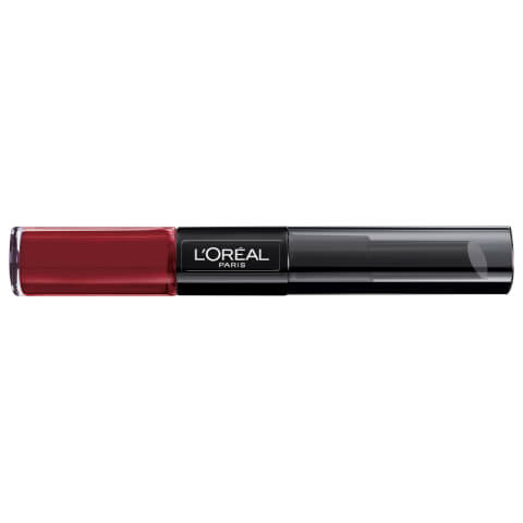 L'Oréal Paris Infallible 2-Step Lipstick #700 Boundless Burgundy 10ml