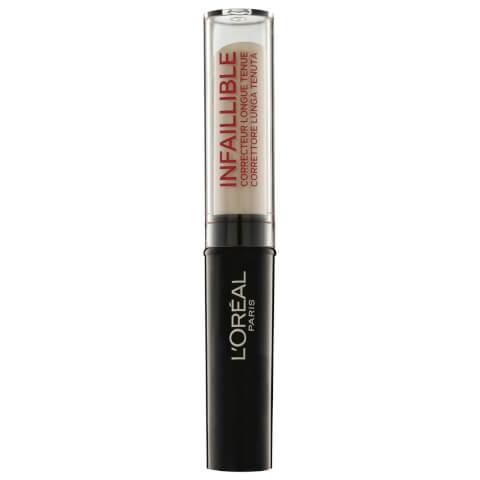 L'Oréal Paris Infallible Concealer #06 Amber 10ml