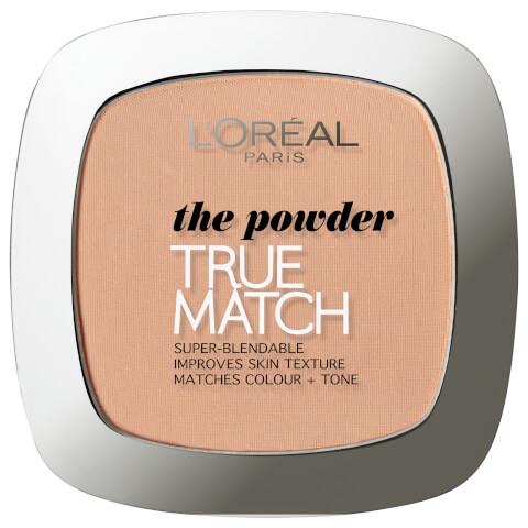 L'Oréal Paris True Match The Powder Cream Powder W5 Golden Sand 9g