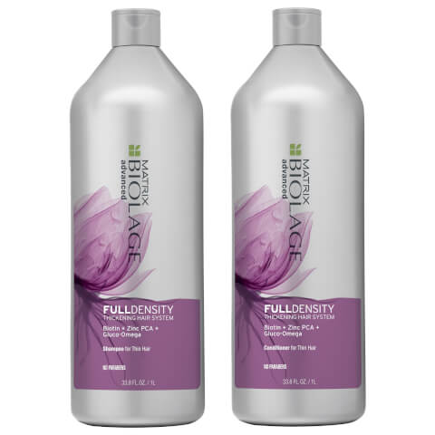 Matrix Biolage Advanced Fulldensity Shampoo And Conditioner Duo Pack 2 x 1l