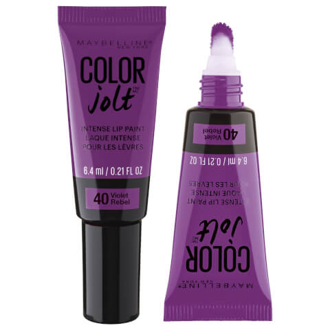 Maybelline Color Jolt Intense Lip Paint #15 Violet Rebel 6.4ml