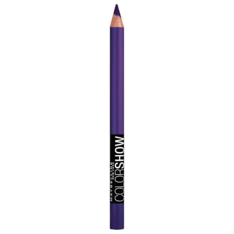 Maybelline Color Show Crayon Kohl Eye Liner #320 Vibrant Violet 1.2g