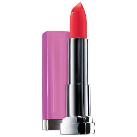 Maybelline Colour Sensational Rebel Bloom Lipstick #740 Coral Burst 4.2g
