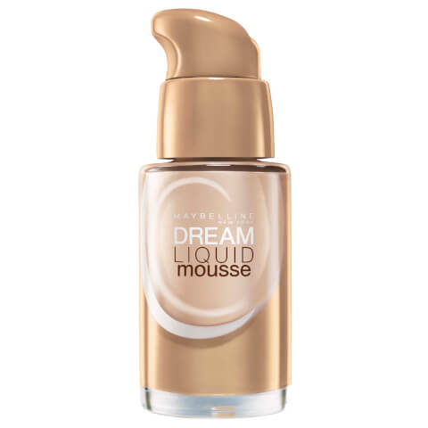 Maybelline Dream Liquid Mousse Foundation #60 Sandy Beige 30ml