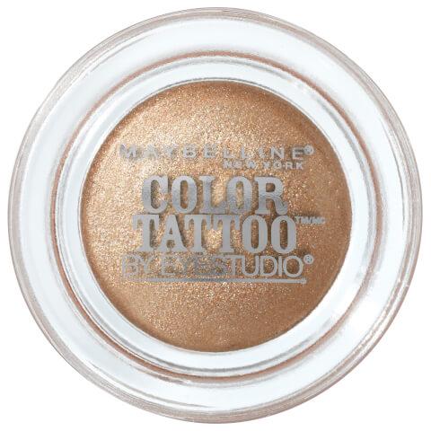 Maybelline Eye Studio Color Tattoo 24hr Cream Gel Eye Shadow #25 Bad To The Bronze 4g