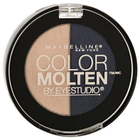 Maybelline Eyestudio Color Molten Eye Shadow Duo #303 Midnight Morph 2.1g