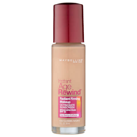 Maybelline Instant Age Rewind Foundation SPF 18 #150 Classic Ivory 30ml