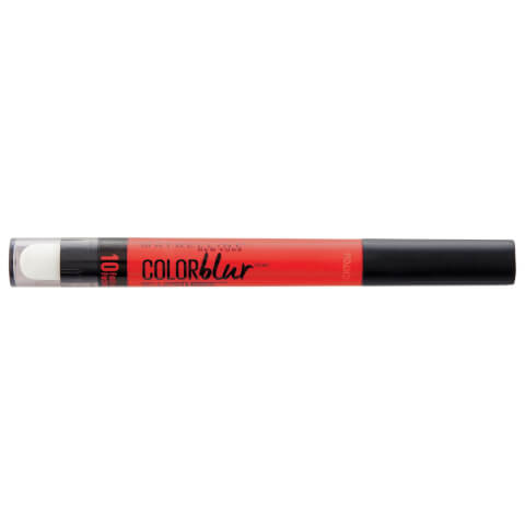 Maybelline Lip Studio Color Blur Lip Pencil And Smudger #20 Orange Ya Glad 1.25g