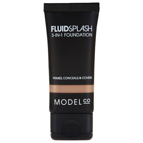 ModelCo Fluid Splash 3 In 1 Foundation 04 Medium Beige 30ml