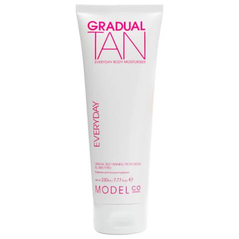 ModelCo Gradual Tan Everyday Body Moisturiser 230ml