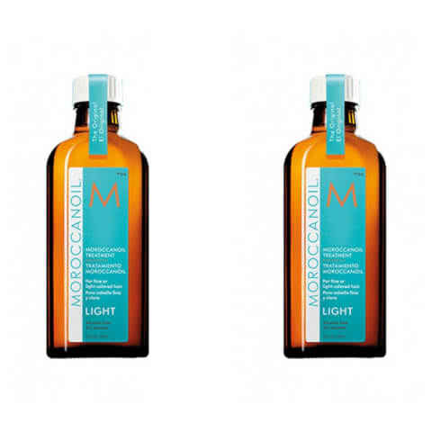 Buy 2 Moroccanoil Light Oil Treatment And Save!