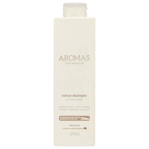 Nak Aromas Colour Shampoo With Argan Oil 250ml