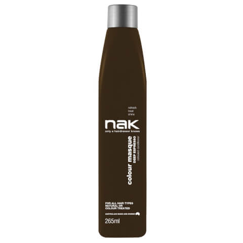 Nak Colour Masque Coloured Conditioner - Deep Espresso 265ml