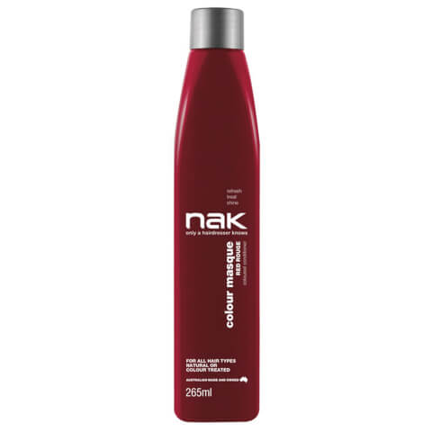 Nak Colour Masque Coloured Conditioner - Red Rogue 265ml