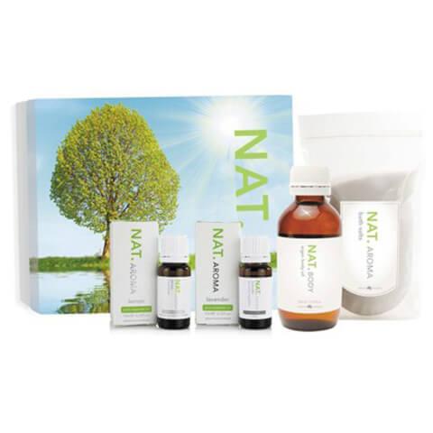 NAT. Aroma Bath & Body Gift Pack