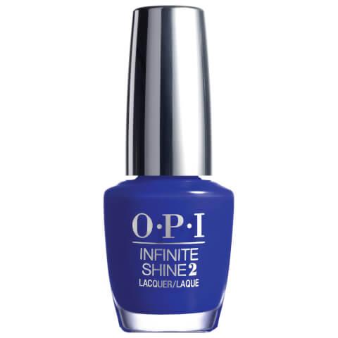 OPI Infinite Shine Indignantly Indigo 15ml