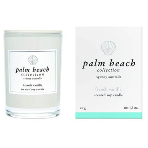 Palm Beach Collection Mini Candle French Vanilla 45g