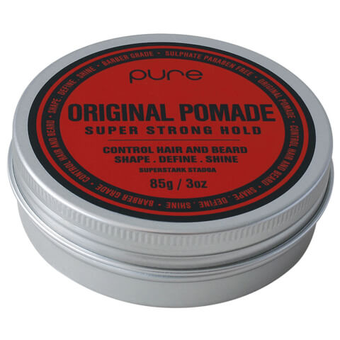 Pure Original Pomade Super Stong Hold 85g
