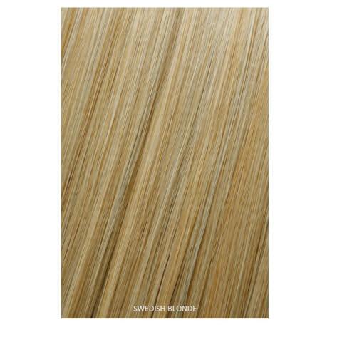 Showpony Professional Heat Resistant Synthetic Ponytail Wrap Style 407 - Swedish Blonde 18 Inches