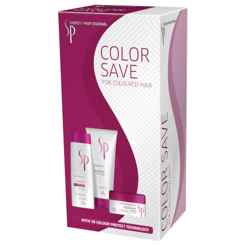 Wella SP Color Save Trio Pack