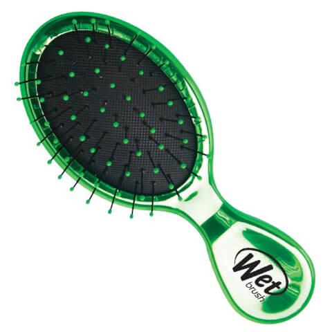 WetBrush Pro Lil Dazzler Hair Brush - Green