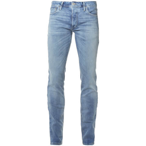 Jack & Jones Men's Originals Tim 722 Slim Fit Jeans - Blue Denim