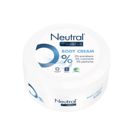 Neutral 0% Body Cream 250ml