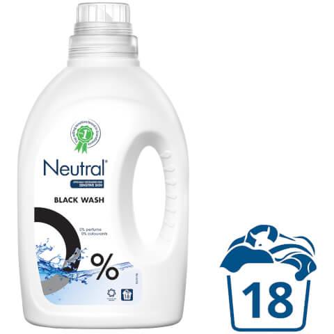 Neutral 0% Black Liquid Laundry Detergent 1080ml