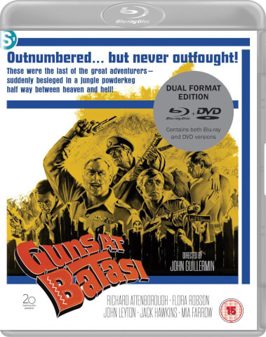Guns at Batasi (Dual Format)