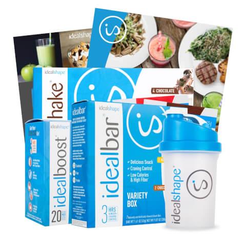 IdealShape Starter Kit