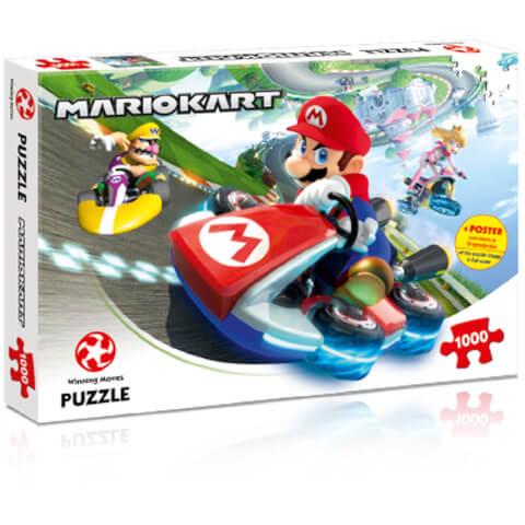 Mario Kart Fun Racer (1000 Pieces)