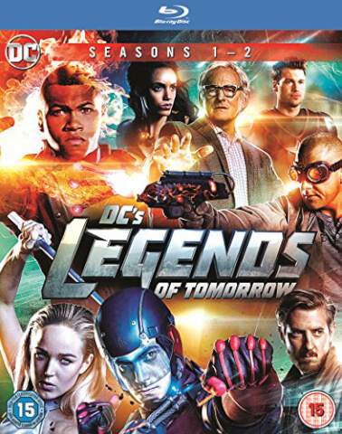 DC Legends Of Tomorrow - Season 1-2