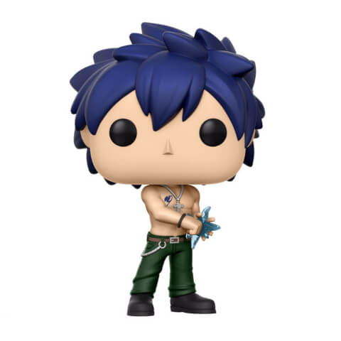 Fairy Tail Gray Fullbuster Pop! Vinyl Figure