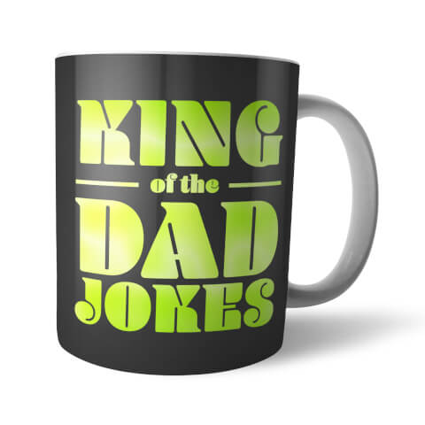King Of The Dad Jokes Mug