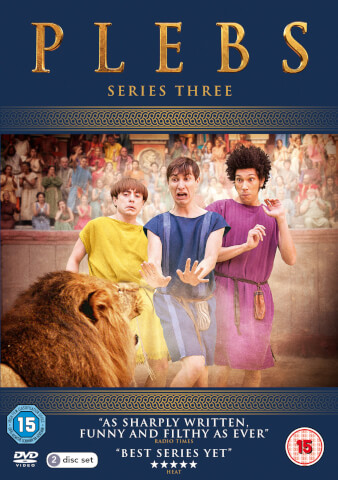 Plebs - Series Three