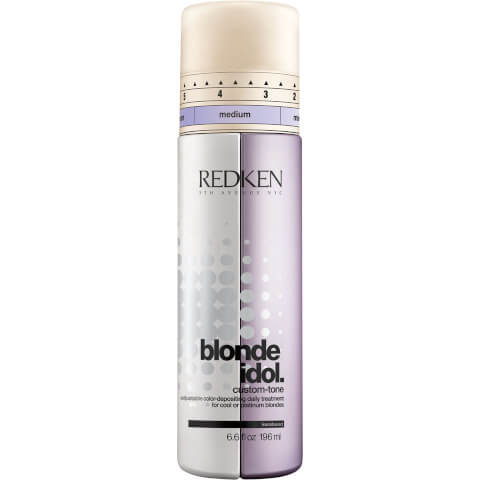 Redken Blonde Idol Custom-Tone Violet Conditioner 196ml